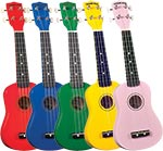 Diamond Head Ukulele - Pink