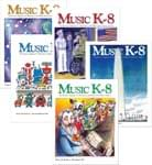 Music K-8, Vol. 27 (2016-17) - Download Only Subscription - PDF Mags w/Audio Files & PDF Parts
