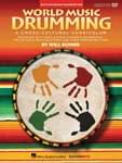 World Music Drumming - 20th Anniversary Edition - Book/DVD-ROM UPC: 4294967295 ISBN: 9781495010385
