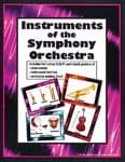 Instruments Of The Symphony Orchestra - Poster Pack