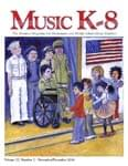 Music K-8 CD Only, Vol. 27, No.  2