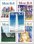 Music K-8, Vol. 28 (2017-18) - Subscription - Magazines w/CDs