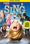 Illumination Presents SING - DVD