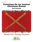 Variations On An Ancient Christmas Round - Downloadable Recorder Single