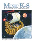 Music K-8 Student Print Parts Only, Vol. 29, No. 1
