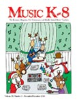 Music K-8 Magazine Only, Vol. 29, No. 2