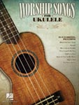 Worship Songs For Ukulele - Book