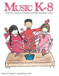 Music K-8 Magazine Only, Vol. 29, No. 3