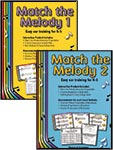 Match The Melody - Both Books 1 & 2 w/Digital Access