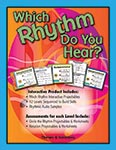 Which Rhythm Do You Hear? - Book/Digital Access