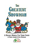 Greatest Snowman, The - Hard Copy Book/Downloadable Audio
