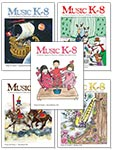 Music K-8 Vol. 29 Full Year (2018-19) - Downloadable Back Volume - PDF Mags w/Audio Files