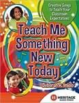 Teach Me Something New Today - Book/Digital Access