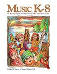 Music K-8, Vol. 30, No. 3 - Downloadable Issue (Magazine, Audio, Parts)