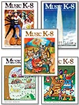 Music K-8, Vol. 31 (2020-21) -  Download Only Subscription - PDF Mags w/ MP3 Audio Files & PDF Parts