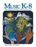 Music K-8 Student Parts Only, Vol. 30, No. 4