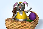 There's A Bunny In My Easter Basket - MP4 Download