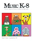 Music K-8 Student Parts Only, Vol. 31, No. 1