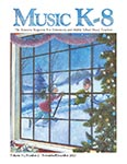 Music K-8, Vol. 31, No. 2 - Downloadable Issue (Magazine, Audio, Parts)