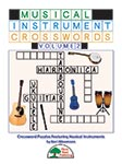 Musical Instrument Crosswords (Vol. 2) - Downloadable Book and Interactive PDFs
