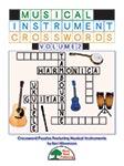 Musical Instrument Crosswords Volume 2