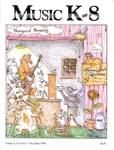 Music K-8, Vol. 8, No. 5 - Downloadable Issue (Magazine, Audio, Parts)