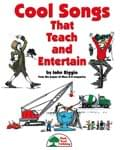 Cool Songs That Teach And Entertain - Hard Copy Book/Downloadable Audio