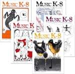 Music K-8 Vol. 2 Full Year (1991-92) - Downloadable Student Parts