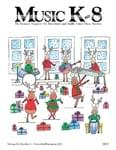 Music K-8, Vol. 12, No. 2 - Downloadable Issue (Magazine, Audio, Parts)