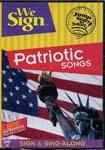 We Sign™ Patriotic Songs - DVD